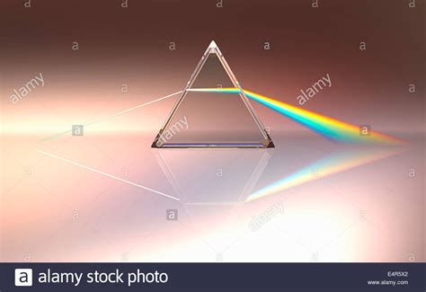 color prism spectrum prism stock photos spectrum prism stock images