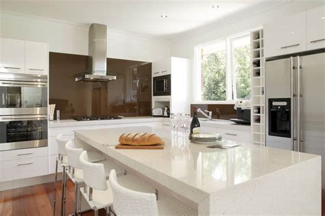 The Maker Designer Kitchens by 15 Inspirational Caesarstone Kitchens Amp Bathrooms From Our
