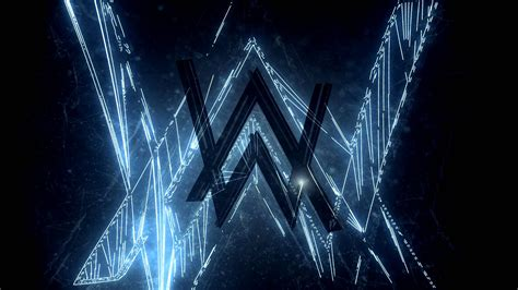 alan walker phone wallpaper alan walker logo wallpapers wallpaper cave