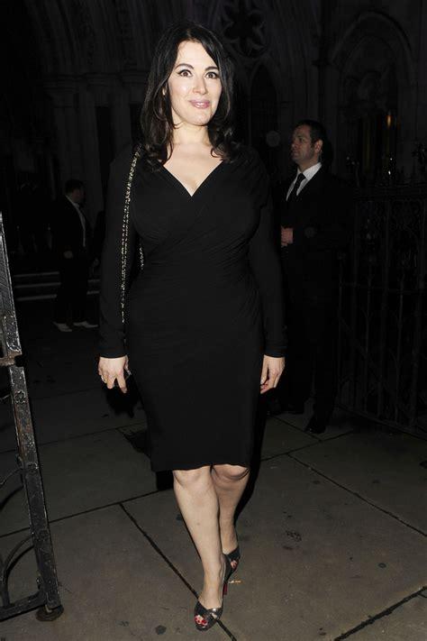 nigella lawson  black dress nigella lawson