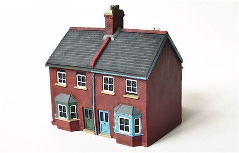 what is a detached house em6004 scenix victorian semi detached house new modellers shop