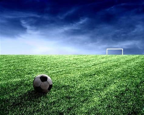 gambar lapangan sepak bola langit gratis foto  gratis