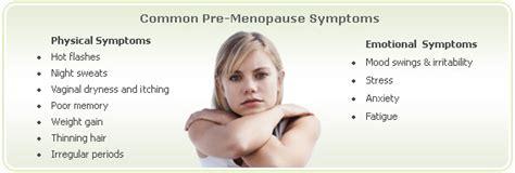 pre menopausal mood swings symptoms of premenopause 34 menopause symptoms com
