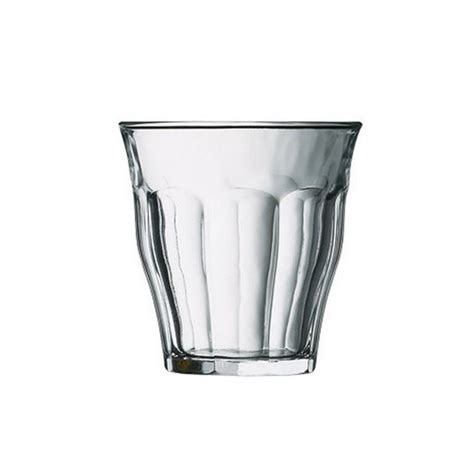 duralex bicchieri bicchiere picardie in vetro cl 25 19255 rgmania