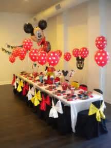 mickey mouse birthday ideas disney birthdays and