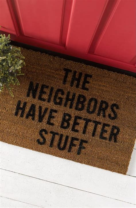 Funny Doormats | 30 funny doormats to give your guests a humorous welcome