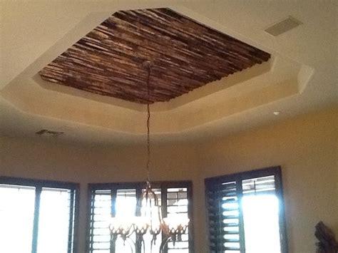Cedar Beam Ceiling by Cedar And Reclaimed Cedar Beams On Exposed Plank Ceiling