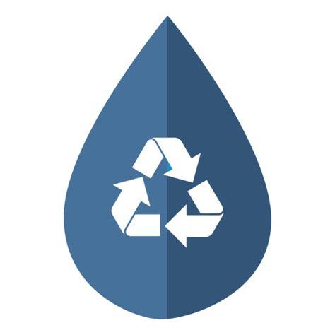 imagenes png agua el reciclaje del icono de gota de agua descargar png svg