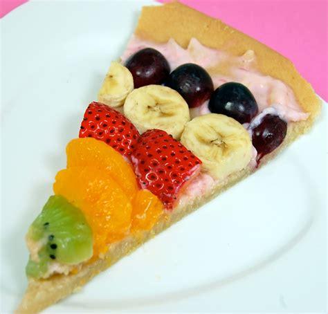 cara membuat pizza buah pizza buah diahanandagibran