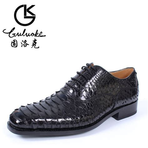 s high end sneakers g 05 free shipping goodyear handmade s shoes python