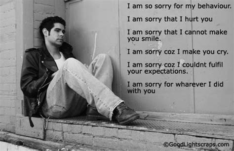 Christian Apology Letter To A Friend Magazines 24 Sorry Quotes Im Sorry Quotes Sorry Quote Sorry Poems For Image