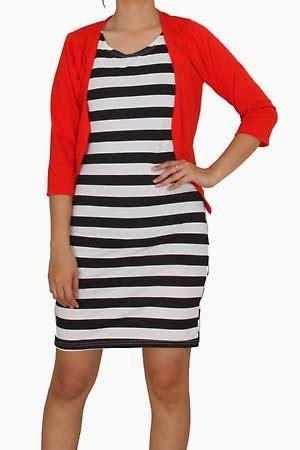 Kaos Setelan Valencia Top 1 baju wanita dress