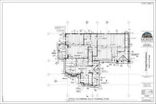 floor framing plans monsef donogh design groupdonogh residence sheet a301