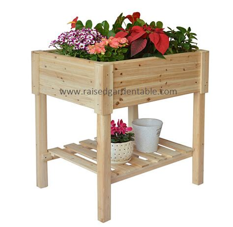 Wooden Garden Planter Boxes wood planter boxes planting beds garden planters huayi