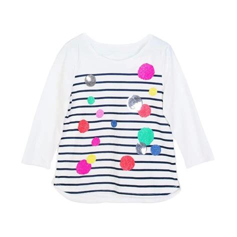 Kaos The White Stripes Thwht06 jual millenia plt 05 kaos lengan panjang anak perempuan white stripes harga