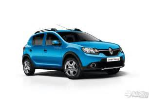 Sandero Renault 2014 2014 Renault Sandero Stepway Pictures Information And