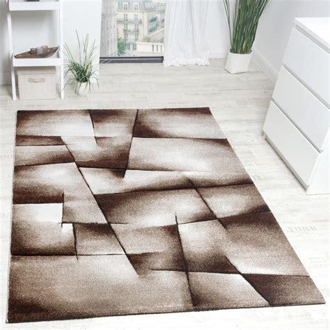 Designer Teppich Modern by Designer Teppich Modern Kariert Handgefertigt Mit