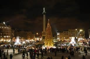 trafalgar square christmas tree guide london