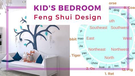 kids bedroom feng shui design youtube