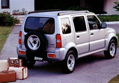Suzuki Jimny 4 Door 2003 Suzuki Intruder Sale Parkcalifornia Gunner