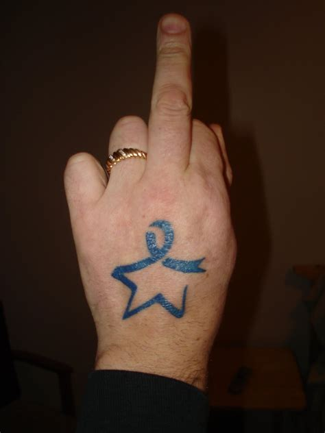 colon cancer tattoos colon cancer tattoos