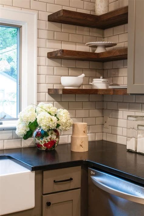 white subway tile kitchen 35 ways to use subway tiles in the kitchen digsdigs