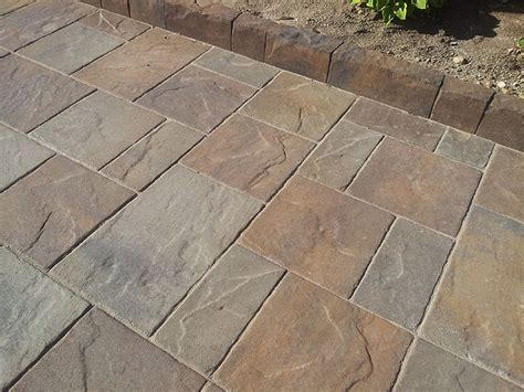 Patio Pavers Utah Utah Pavers Flagstone And Brick Cottonwood Landscapes