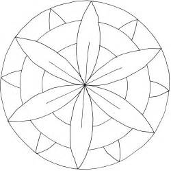 simple mandala template images amp pictures becuo