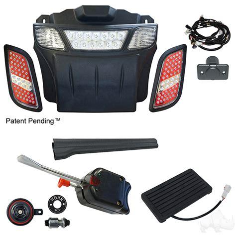 Build Your Own Led Light Bar Kit E Z Go Rxv 08 15 Basic Build Your Own Led Light Bar