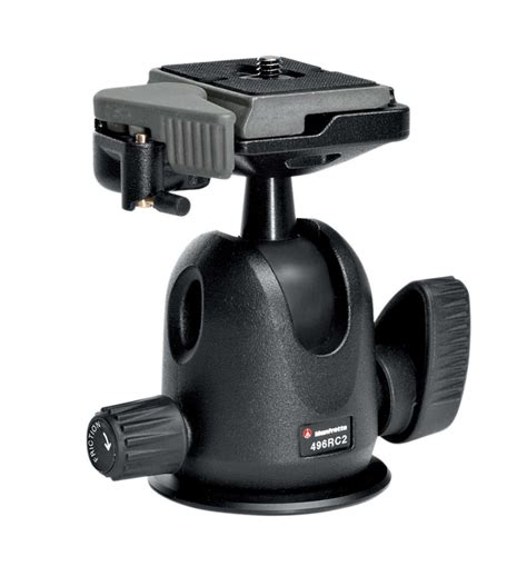 Release Tripod compact tripod with rc2 release plate