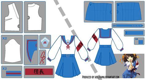 Green Moon Shirt Y sailor fuku blouse pattern blouse with