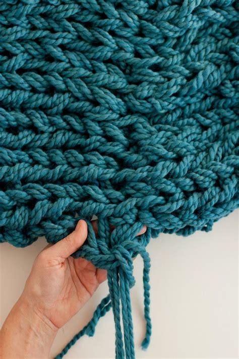 Mattress Stitch Knitting by Arm Knitting How To Photo Tutorial Part 4 Finishing