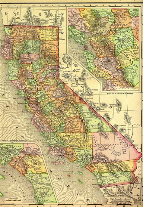 1895 historical maps populations southwest backcountry