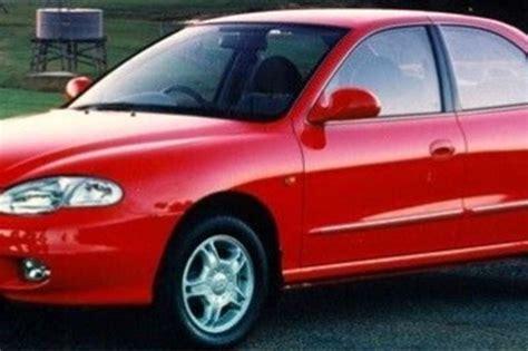 98 Hyundai Elantra by Hyundai Elantra J3 98 00 Replacement Parts Available Cars