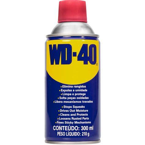 Wd 40 333 Ml 1 wd 40 aerosol 300ml americanas