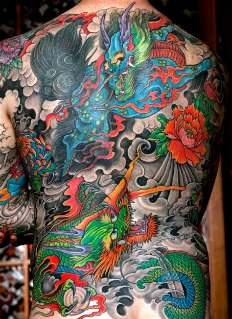 japanese back tattoos pin sky backpiece back tatoo tat ink tattoos in