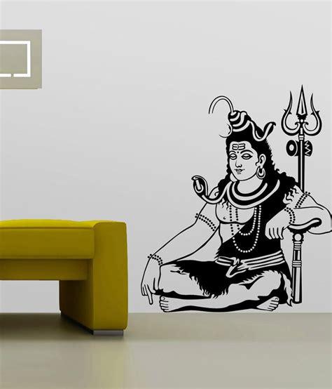 wall stickers black trends on wall shiv bhola bhandari wall sticker black