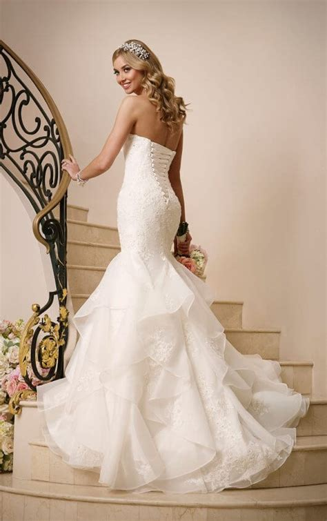 Brautkleid Corsage by Wedding Dresses Corset Wedding Dress Stella York