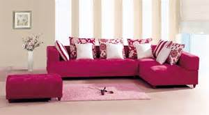 Pink Sectional Sofa Contemporary Covered In Microfiber Sectional Jackson Mississippi B30s238lohe