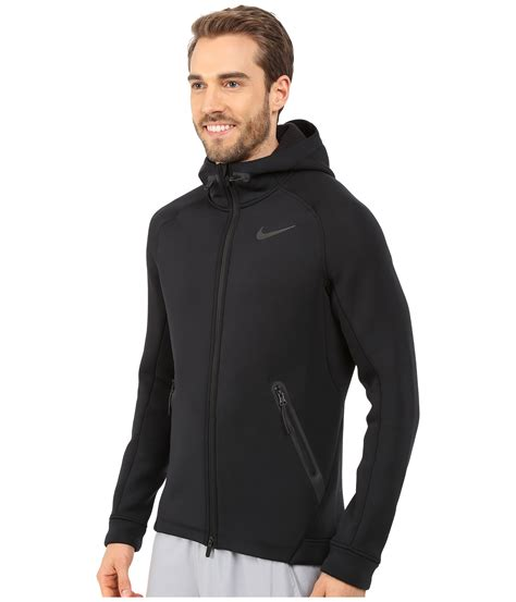 Jaket Sweater Hoodie Zipper Nike 90 Rightcollection nike therma sphere max jacket in black for lyst