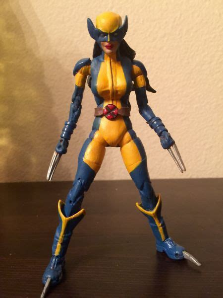 Marvel All Figure all new all different wolverine aka x 23 marvel legends
