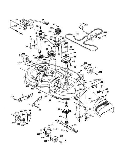 ariens parts diagrams ariens lawn mower parts diagram diagram chart gallery