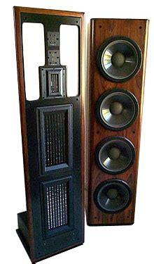 Infinity Servo Statik Infinity Irs Beta Loudspeaker Stereophile