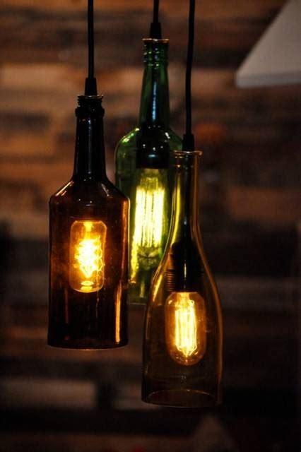 Wine Bottle Ceiling Light 15 Collection Of Wine Bottle Ceiling Lights