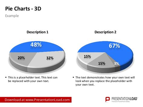 pie chart template powerpoint powerpoint pie chart template