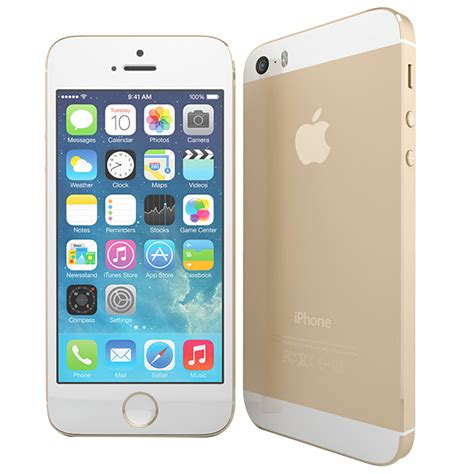 Iphone 5s 16gb Gold 2930 by Apple Iphone 5s 16gb Gold Refurbished Grade A Hurtownia Gtmt