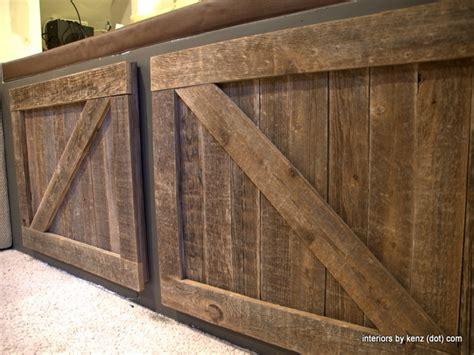 barn door style kitchen cabinets sliding door cabinet closet warm home design