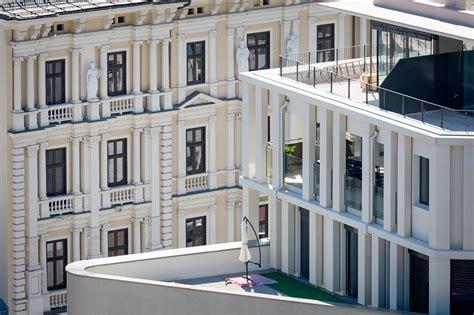 Gesims Fassade by Hgp9 Villach Wohn B 252 Ro Und Gesch 228 Ftsgeb 228 Ude
