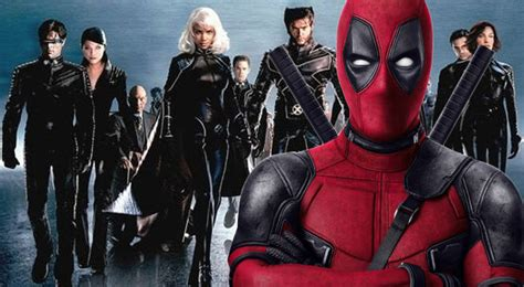 deadpool in marvel movie characters deadpool 2 will have a lot of characters