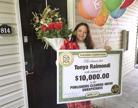 Last Winner Of Publishers Clearing House - prize patrol duty is not easy pch blog